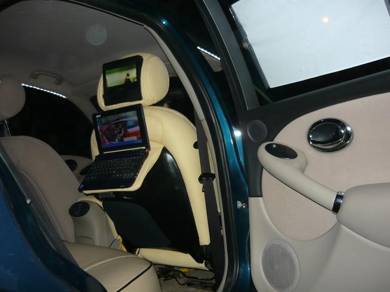 modificare interior - piele auto